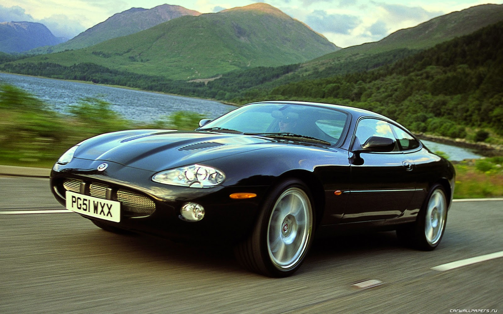 JAGUAR XK / X-100 2002 Owner's Manual | Driver's Handbook