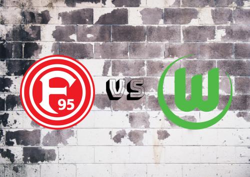 Fortuna Düsseldorf vs Wolfsburg  Resumen