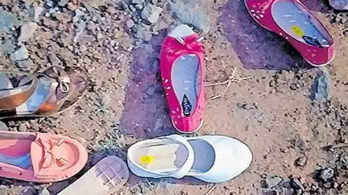 New brand shoes at the door according to the number of girls in the house; Natives with fear, Kollam, Local News, News, Girl, Natives, Police Station, Probe, Kerala