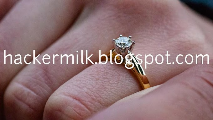 Man creates engagement ring from scratch with the help of free software, his girlfriend accepts the proposal