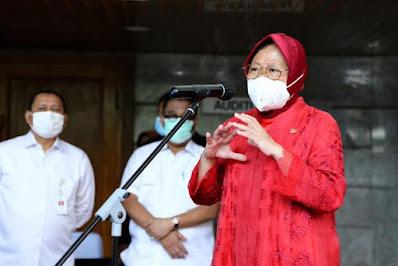 Kunker ke Riau, Mensos Kucurkan Beragam Bantuan, Ini Rinciannya