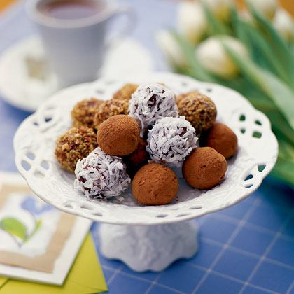 Mother's Day Truffles Recipe