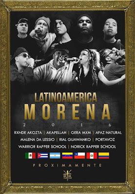 Latinoamerica morena - Santa Suerte
