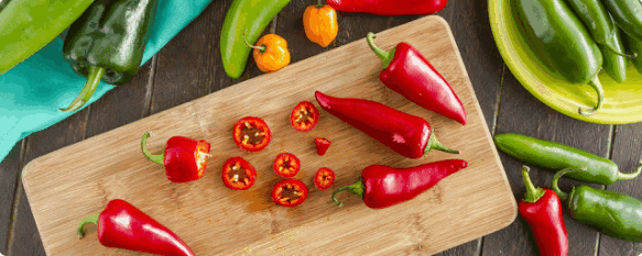 Hot Pepper Quiz Answers