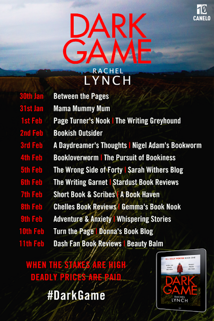 dark-game, rachel-lynch, blog-tour, book