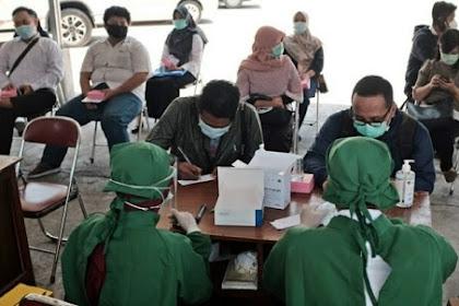 Kota Kediri Mendapatkan Vaksin Covid-19 Untuk 3.435 Orang
