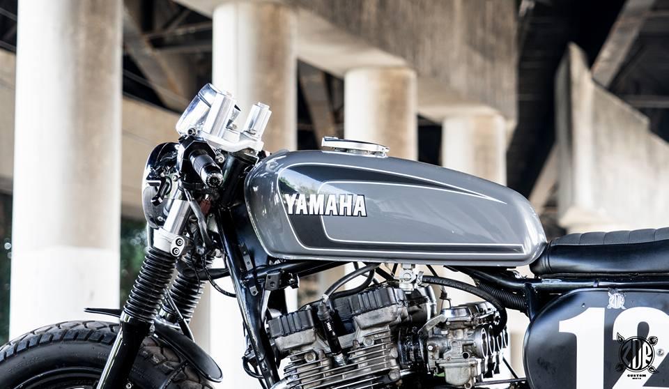 Cafe Racer Yamaha Radian Yx