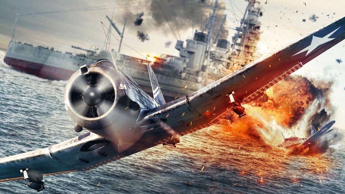 Midway: Batalha em Alto Mar no topo das bilheterias americanas neste fim de semana