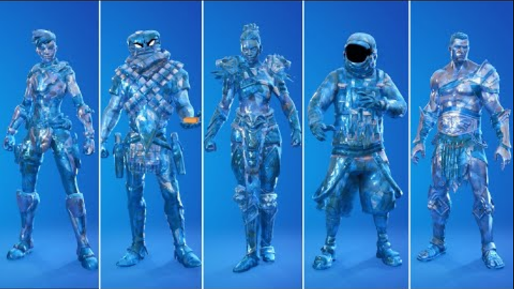 Fortnite: So you get the cool, rare skins from Season 5