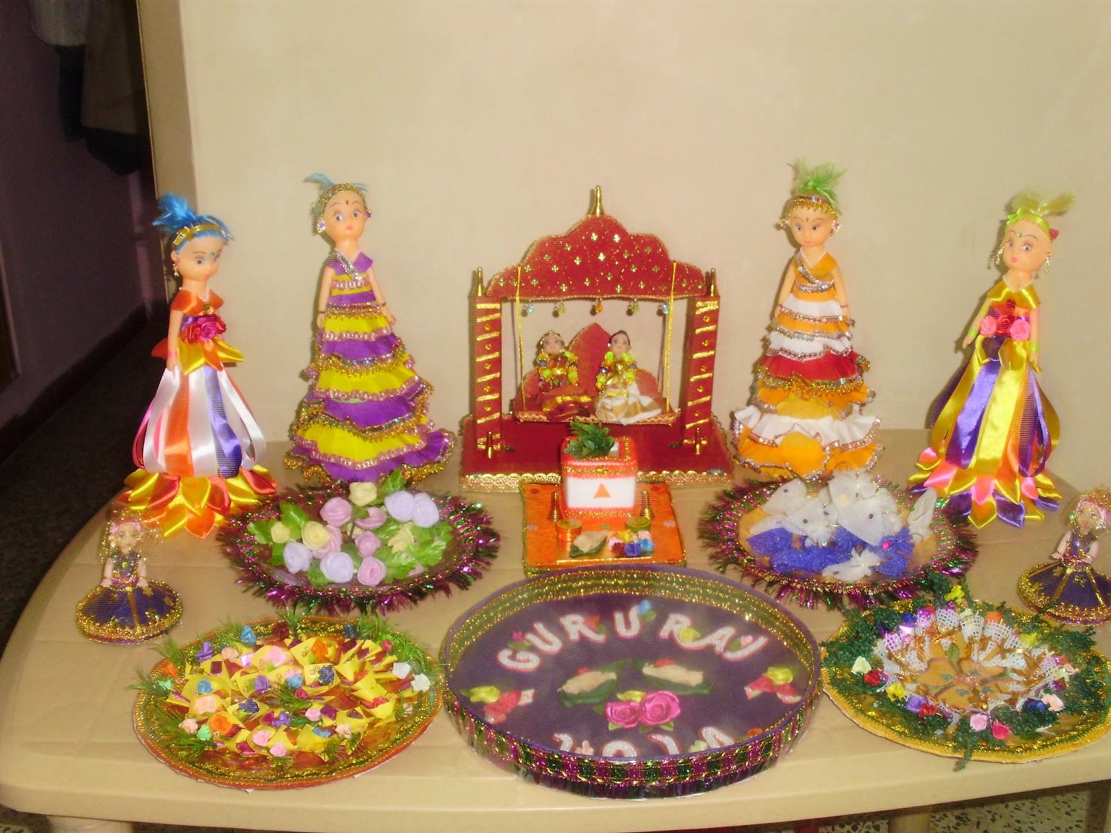 Mayur Arts Amp Crafts Marriage Set