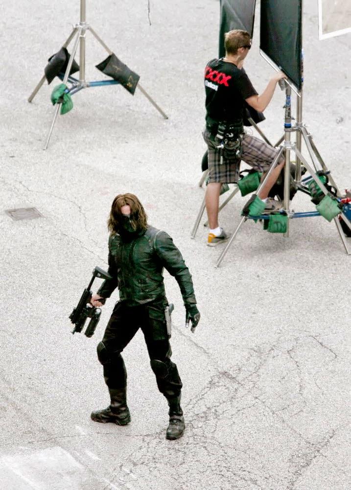 Captain America 2 Trailer