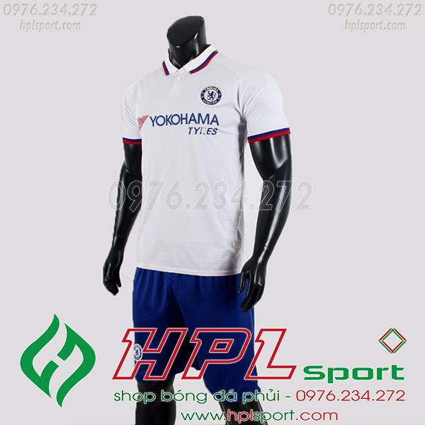 Áo câu lạc bộ Chelsea màu trắng 2020