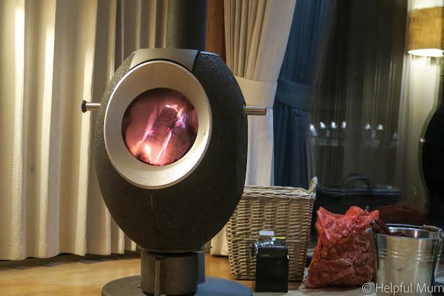 Log burner