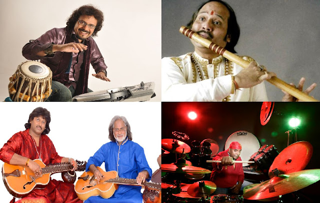 Experience the Glorious Celebration of Indian Classical Performing Arts With HCL Concerts #TrueToOurRoots