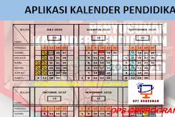 Download Aplikasi Kalender Pendidikan Kurikulum 2013
