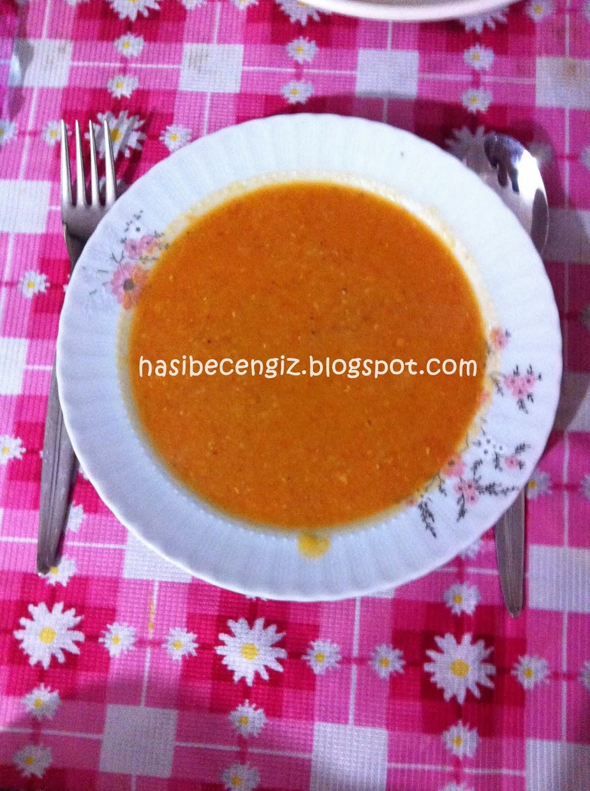 mercimekli çorba, soup, çorba tarifi, çorbalar, çorba içelim, Kırmızı mercimekli çorba,