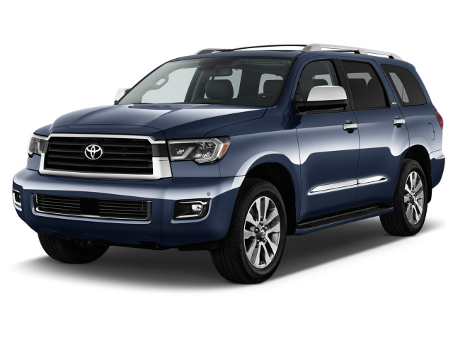 2020 Toyota Sequoia Review