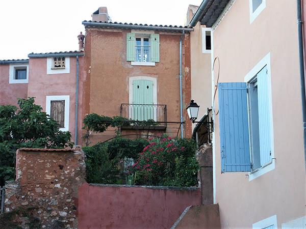 I muri di Roussillon