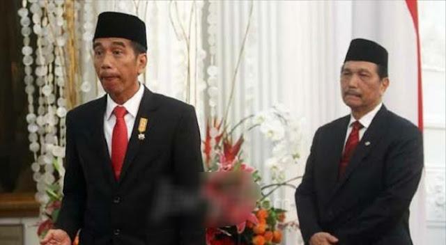 Bela Jokowi yang Dituding Lamban Tangani Corona, Luhut: Dia Bukan Manusia yang Bisa Diatur