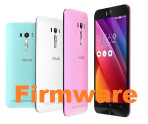 Firmware Asus Zenfone Selfie ZD551KL