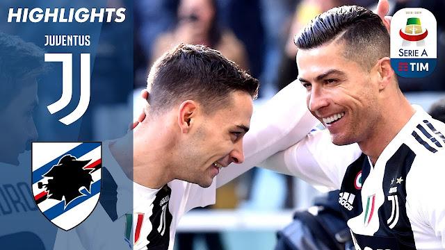 مشاهدة مباراة يوفنتوس وسامبدوريا بث مباشر بتاريخ 26-05-2019 الدوري الايطالي