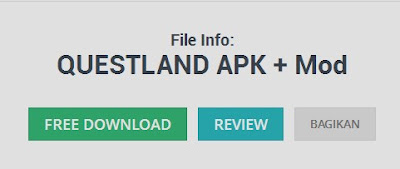 download game questland apk mod android gameplay