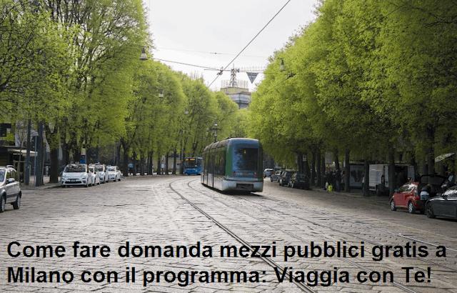 Come fare domanda per mezzi pubblici gratis a Milano