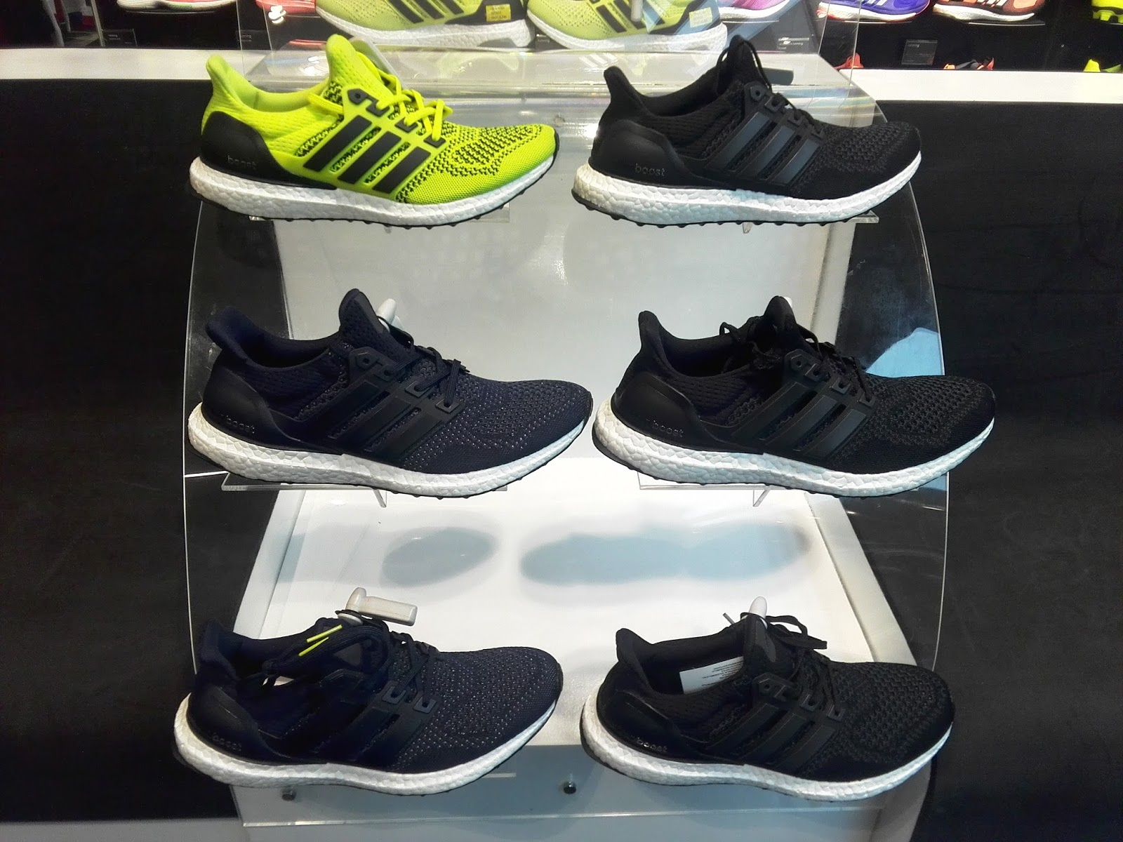 buy online 14046 37e2a Adidas Ultra Boost more colorways