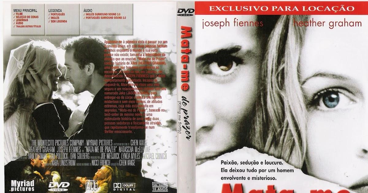 Capas Medina  Somente Capas de DVD Matame de Prazer