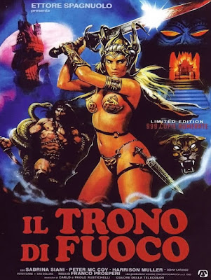 Throne of Fire (1983)