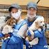 TWICE Jeongyeon and Tzuyu volunteered at an abandoned animal shelter