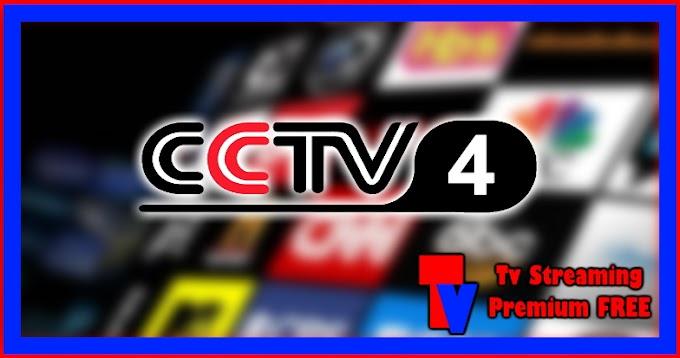 Live Streaming TV - CCTV 4