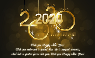 Happy new year 2020 images hd with messages