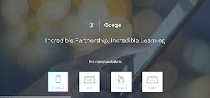 جوجل توفر مجموعة كورسات إحترافية في مجموعة من المجالات بشكل مجاني ... إستفد منها الآن !