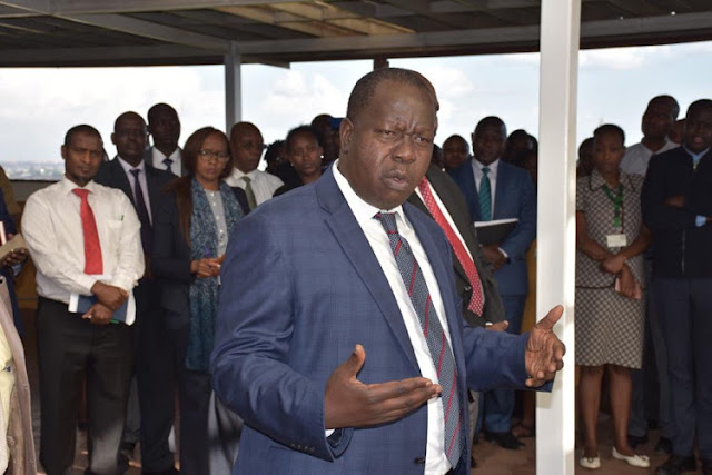 Fred Matiang'i summons Police IG Hillary Mutyambai and Nairobi regional Police commander Phillip Ndolo over police misconduct