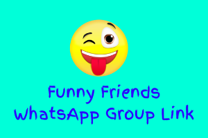 Funny Friends WhatsApp Group Link