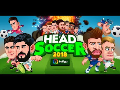 Head Soccer La Liga MOD APK-1