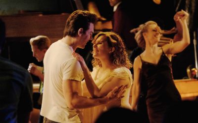 Colt Prattes and Abigail Breslin in 'Dirty Dancing.'