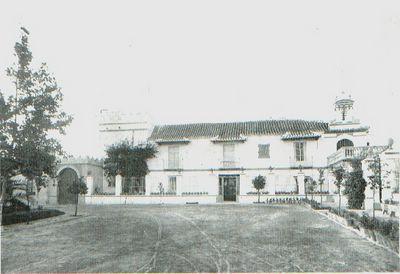 Un Paseo Por Tomares Historia Y Geografía Historia De La Hacienda De Santa Eufemia