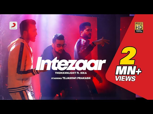 Intezaar Song lyircs - THEMXXNLIGHT and Ikka