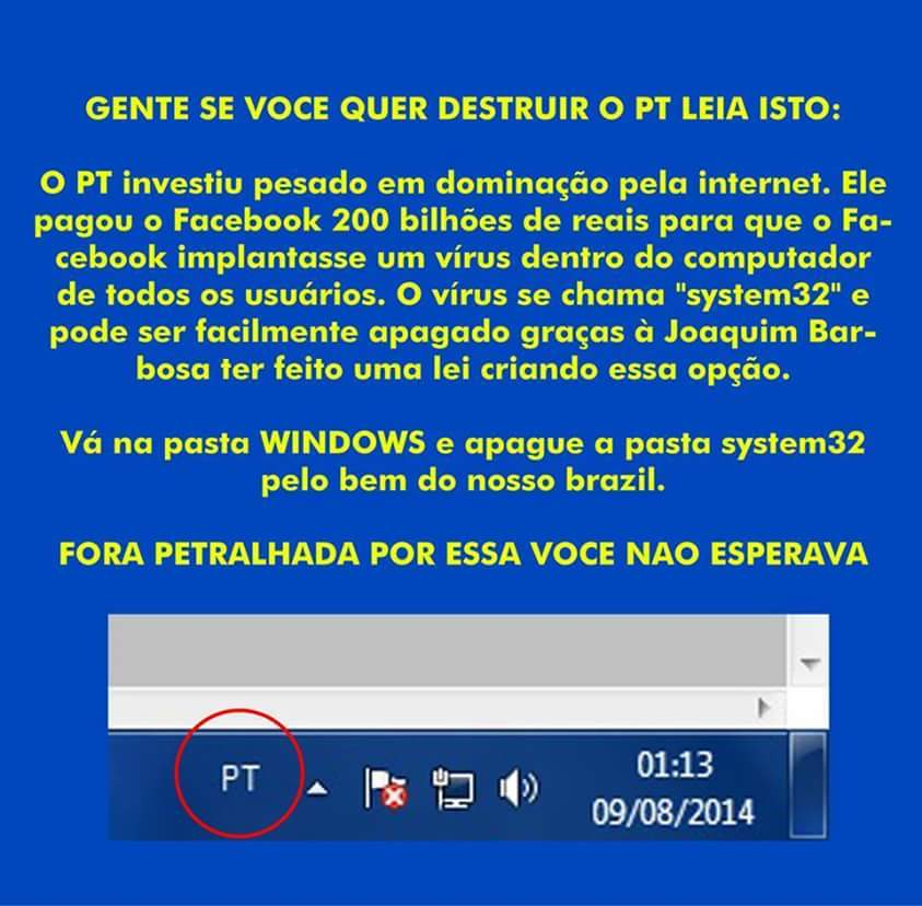 conspiracao pt windows