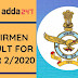 Indian Air Force Group X and Y 2019 Result Out: Check Here!