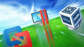 تحميل  VirtualBox  أداة افتراضية مفتوحة المصدر تسمح لك بتشغيل لينكس على الويندوز والعكس بالعكس.