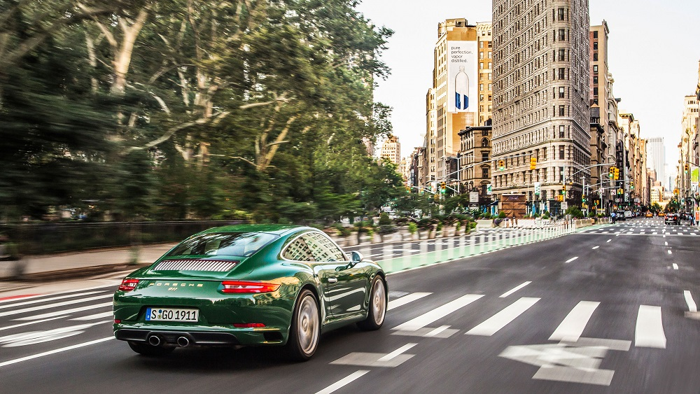 One millionth 911 in New York