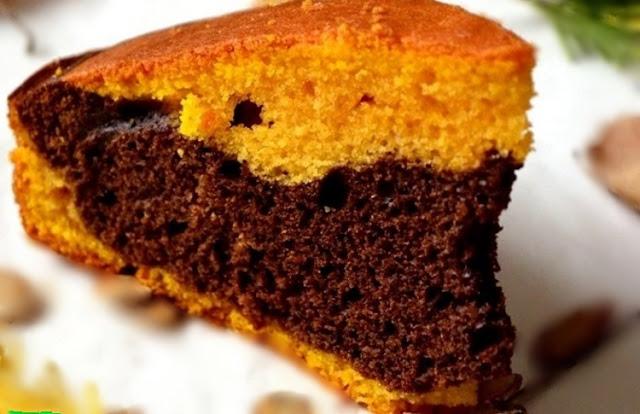 balkabaklı kolay kek nasılyapılır