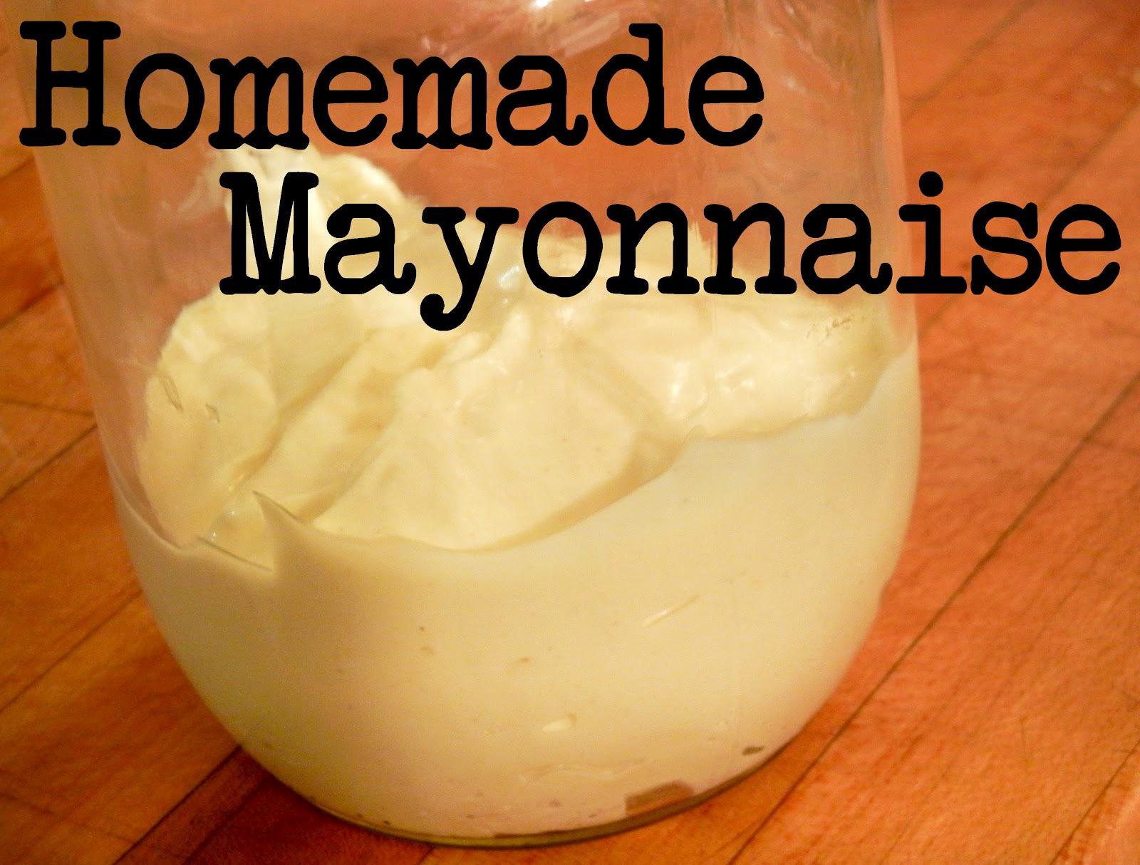 Homemade Mayonnaise 43