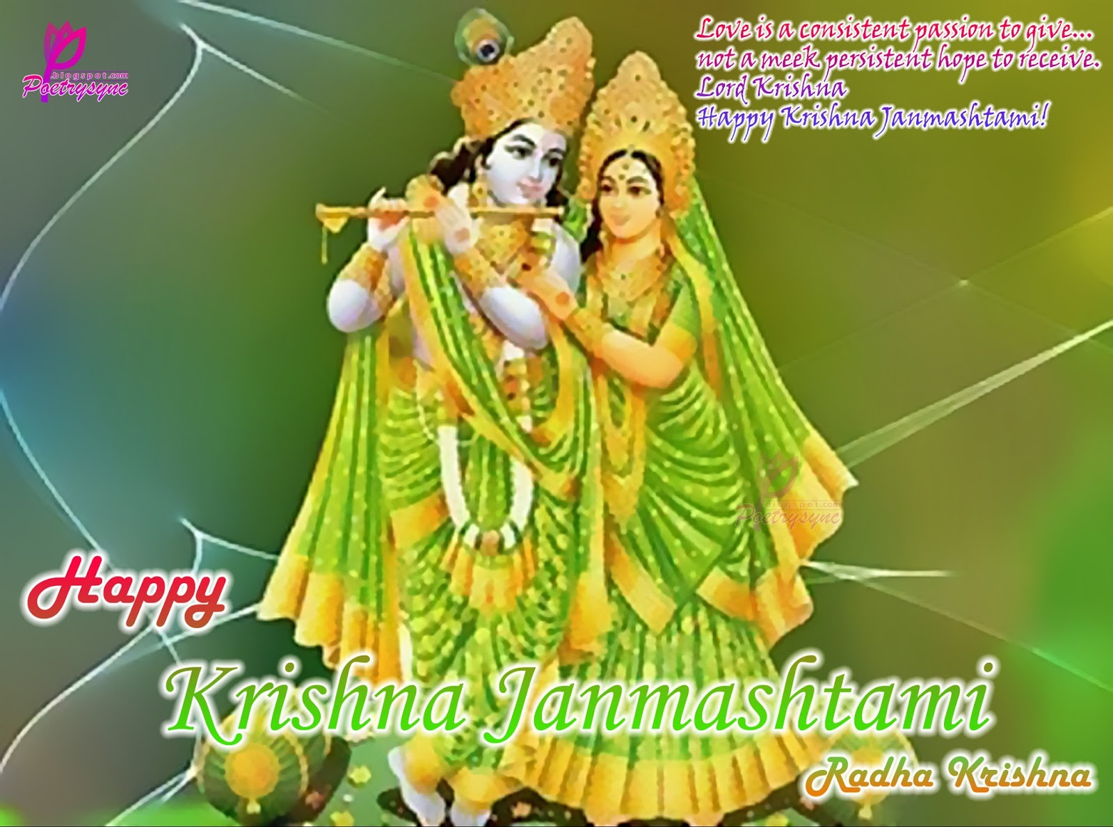 Radha Krishna Love Quotes Pics Best Hd Wallpaper