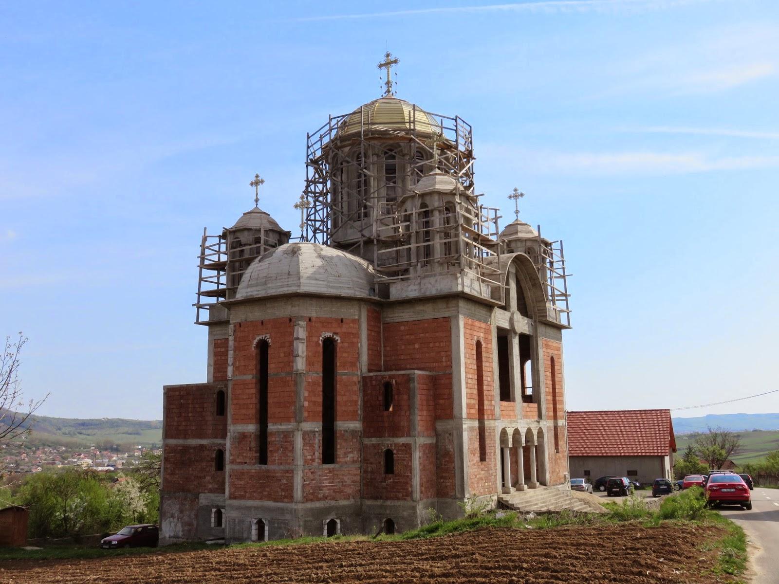 Sfanta Liturghie si Botez, Simleu Silvaniei