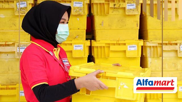 Lowongan Kerja Helper PT. Sumber Alfaria Trijaya,Tbk (Alfamart) Balaraja