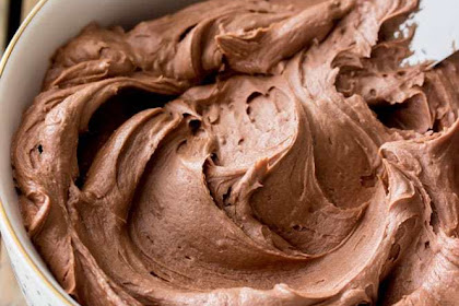 My Favorite Chocolate Frosting Recipe